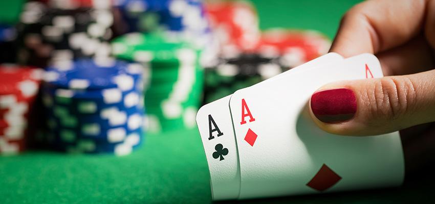 Kunstig intelligens mot mennesket i poker